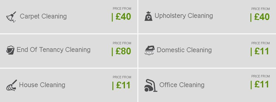 knightsbridge cleaning service prices in sw1